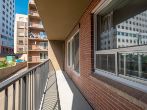 Unit 211, 11025 Jasper Ave, Edmonton, AB
